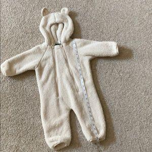 Infant's L.L. Bean Hi-Pile Fleece Bunting